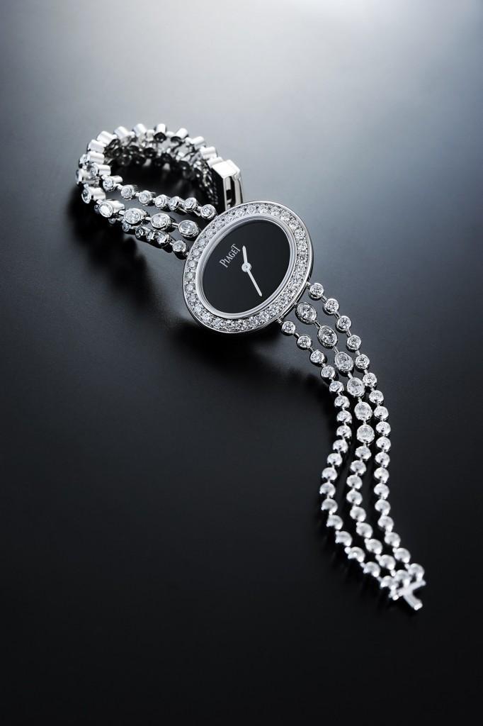 伯爵推出Limelight Diamonds高級珠寶腕錶系列