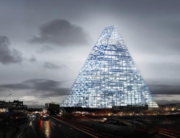 Triangle, Paris, France