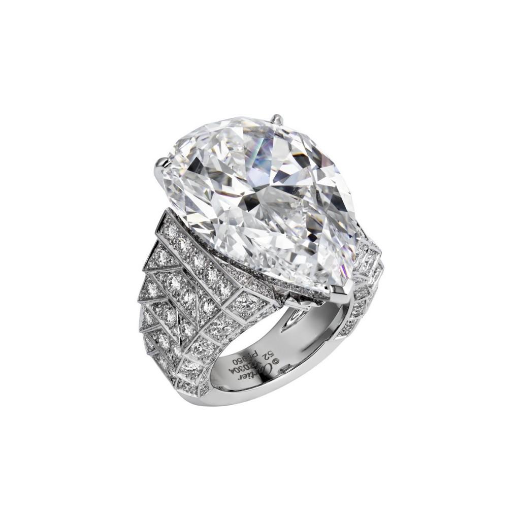 Cartier Royal頂級珠寶系列戒指
