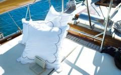 【寬庭】愛琴海刺繡寢飾 商品情境