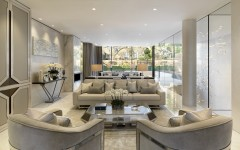 Morpheus London_Ashberg House_Living Area_