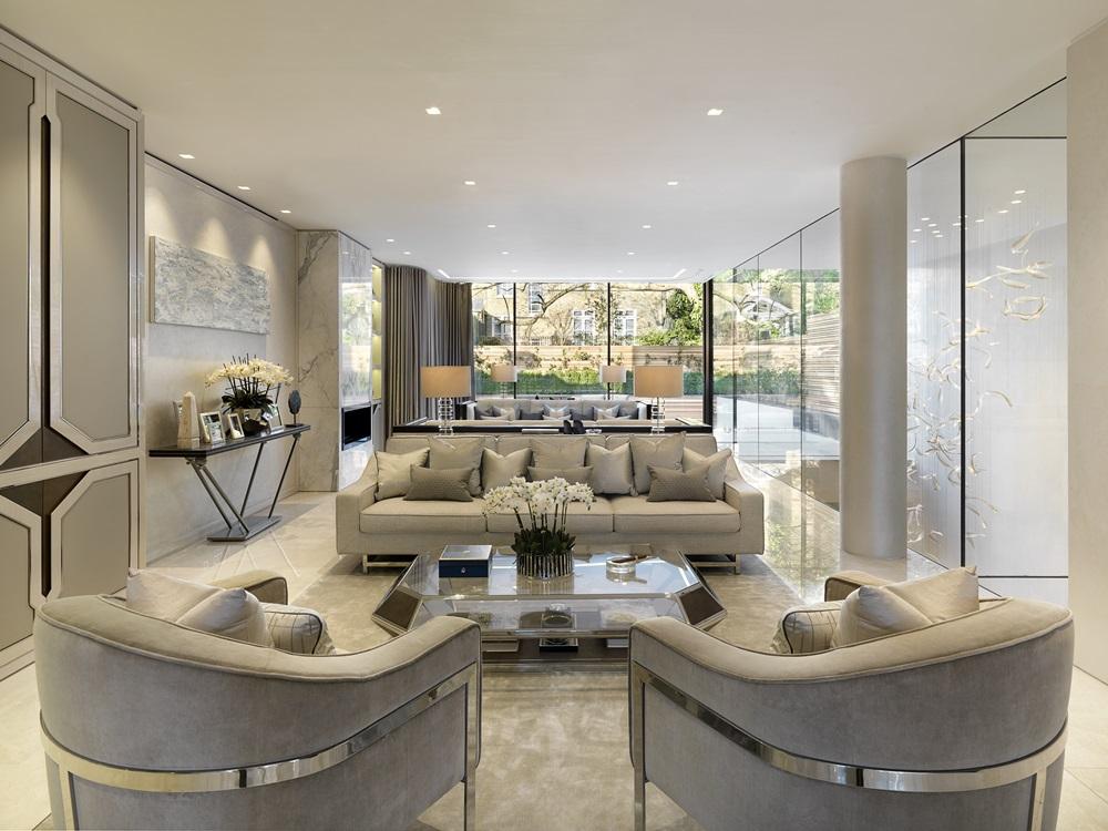 Morpheus London_Ashberg House_Living Area_