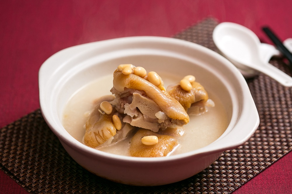 【新聞照片】川菜廳推出北京研習新菜-老媽蹄花