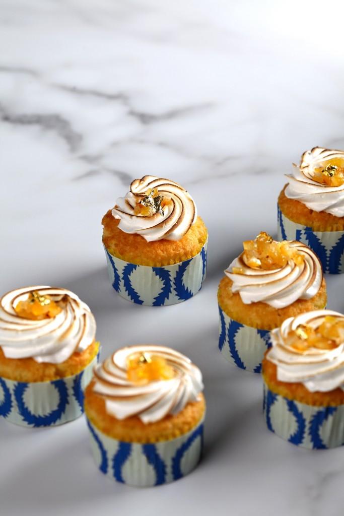 【新聞附圖】北緯25_柳橙瑪琳杯子蛋糕