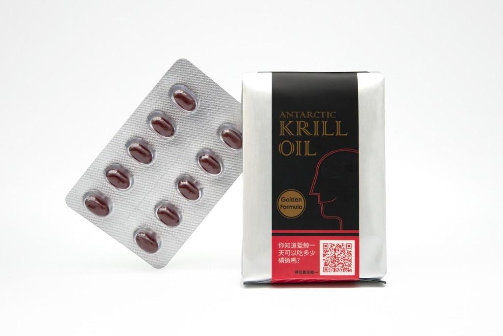 磷蝦油內包裝