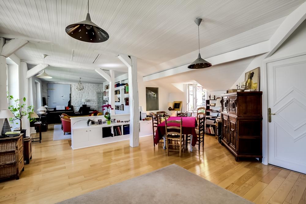 4 bed duplex apartment, Paris (2) (Sphere Estates)