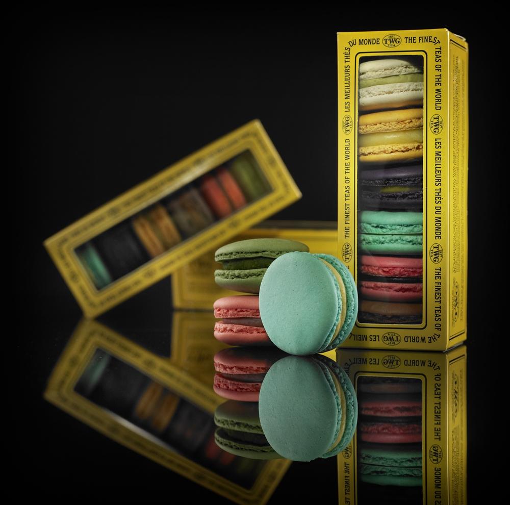 A4005Y 6-count Macaron Gift Box茶香馬卡龍禮盒(6入)