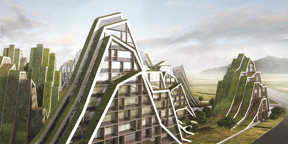 AERIAL_ WEST BUILDING