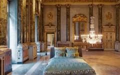 A__ZU塔夫塔印花4件式床組 $12,700元