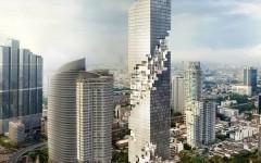BANGKOK_Exterior rendering