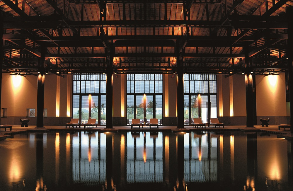 Fuchun Resort - Indoor Heated Swimming Pool______