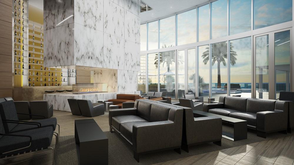 Lobby-Level Lounge