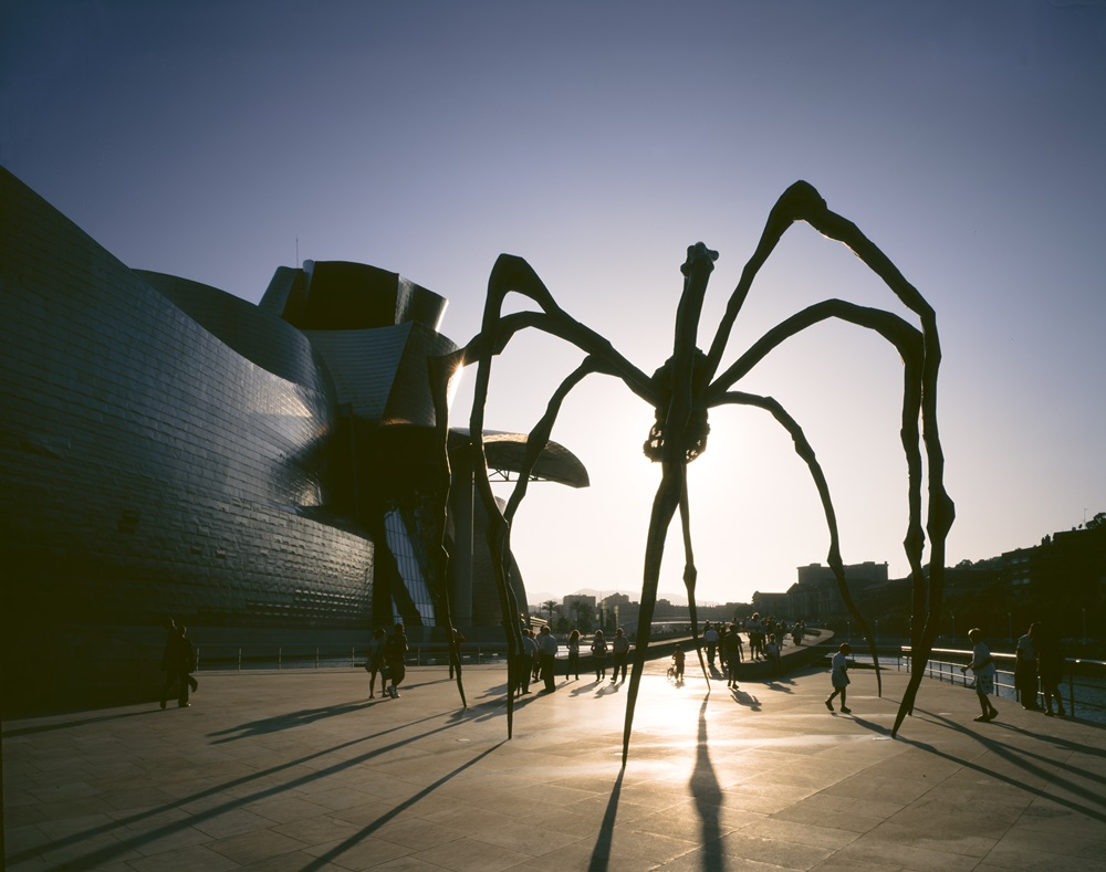 Louise Boourgeois. Maman