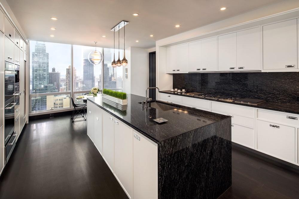 One57 Model Residence Kitchen - Credit Evan Joseph