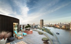 Ronson Capital_Riverwalk_Penthouse_Balcony