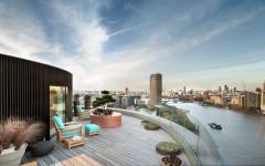 Ronson Capital_Riverwalk_Penthouse_Balcony