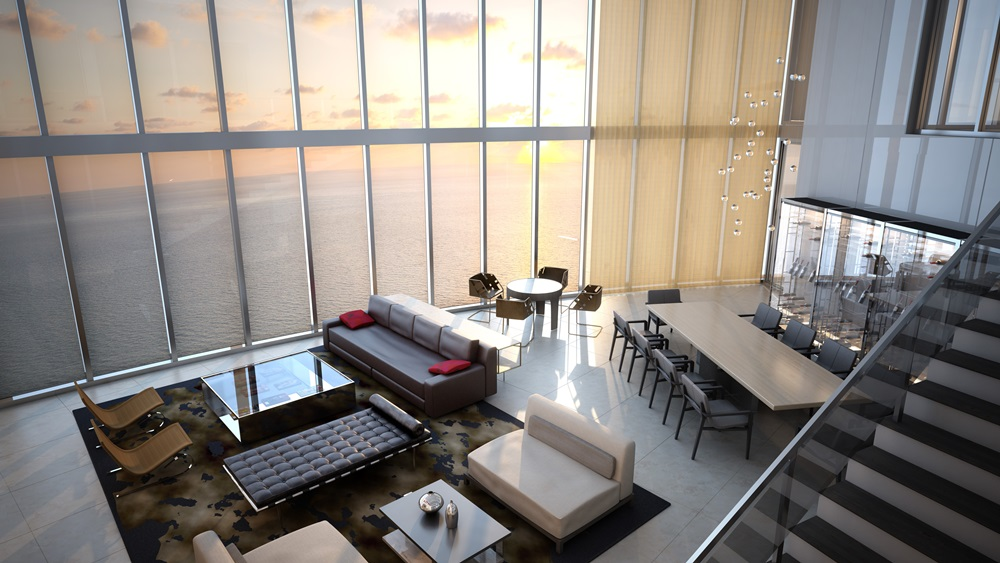 Sky Residence Interior 2