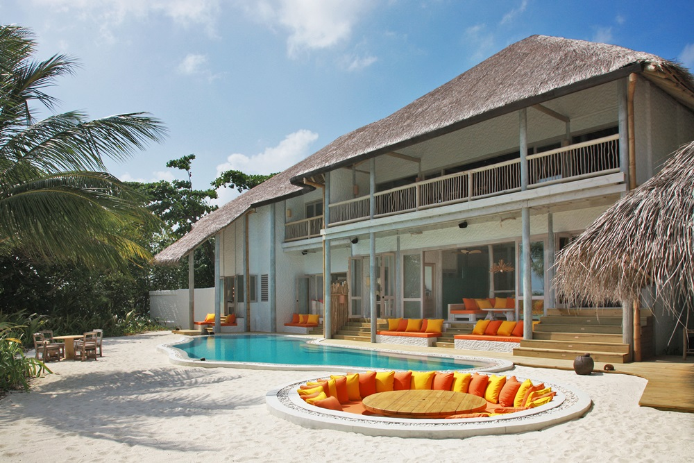 Villa Sunrise Ext 1 - Soneva Fushi - Sphere Estates