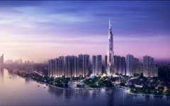 Vincom Landmark Tower Project, Landmark 81 (2)