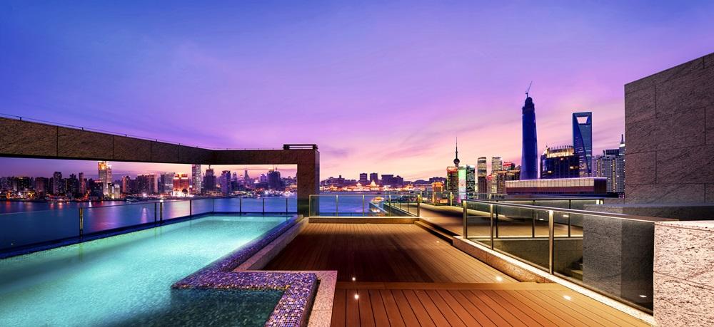 penthouse swimming pool
