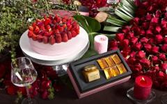 『情恩滿滿』母親節蛋糕+裁雲禮盒(金桔柳橙燕窩果醬+蜂蜜燕窩黃金糖)