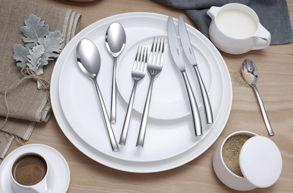 日本Noritake摩登5件餐叉組 原價$1,580 特價$880