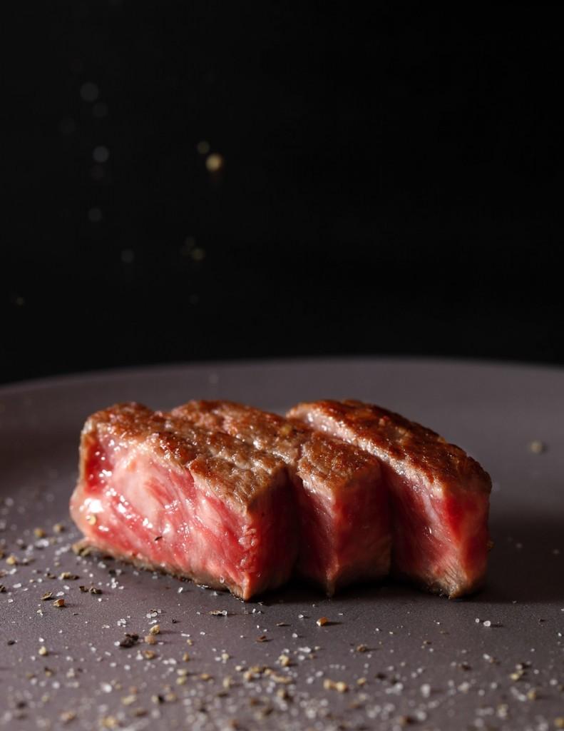 樂軒和牛專門店台中店肉無敵雙人鐵板燒套餐-沙朗-3