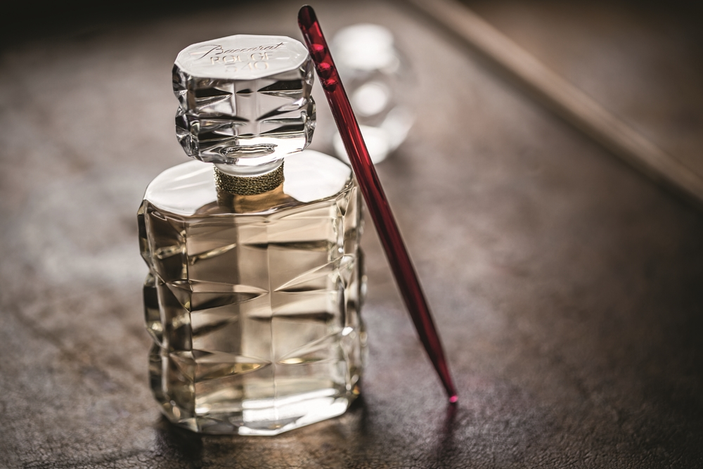 Baccarat ROUGE 540限量香水-情境