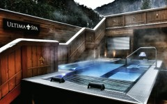Outside Jacuzzi Ultima Gstaad _TeamReporter.ch