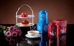 TWG Tea 法式伯爵 (French Earl Grey)150公克,建議售價新台幣1,600元;伯爵富貴名茶(Earl Grey Fortune)150公克 ,建議售價新台幣1,600元。