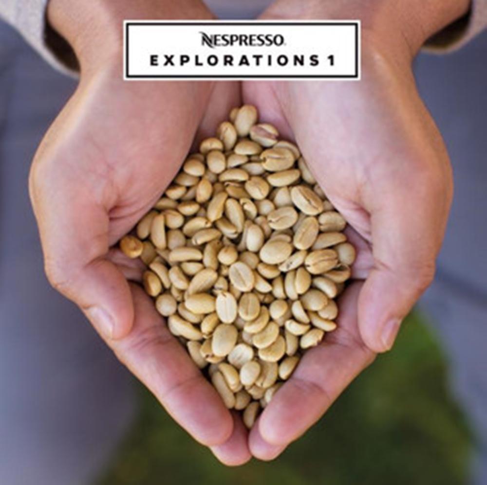 【圖二】寮國布拉萬高原完美的的風土條件,造就寮國咖啡的優雅平衡風味,透過當地農夫的雙手一顆顆摘下,造就獨特穀物香調,風味鮮明層次豐富