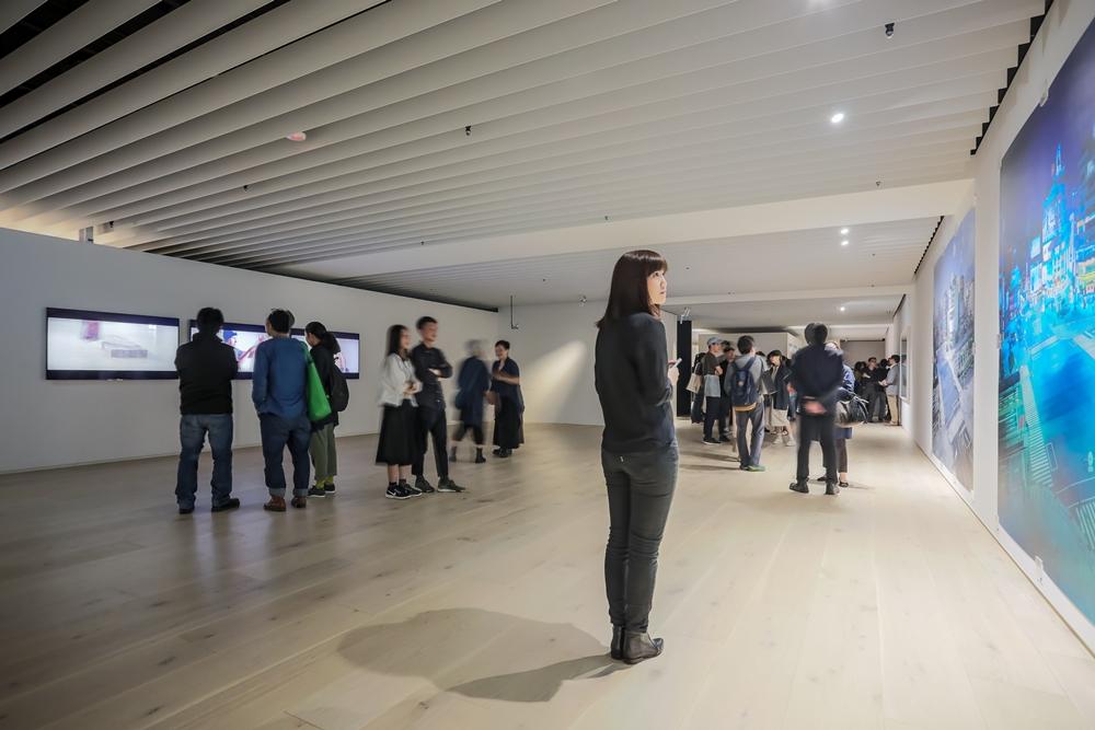 忠泰美術館「不存在的地方」,即日起至8月6日展出