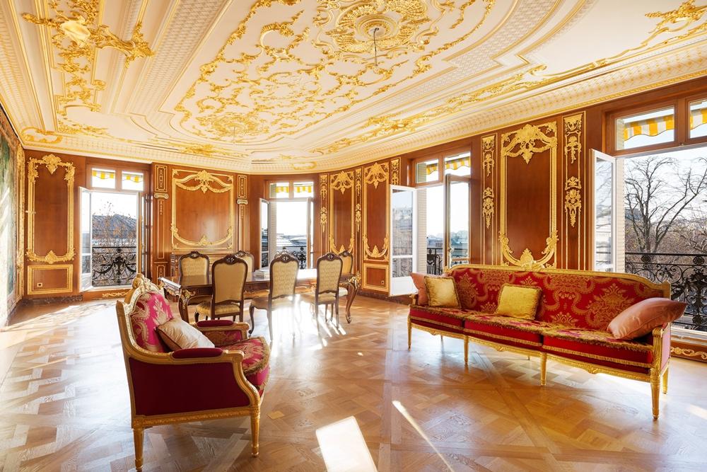 Apartment Paris 16th (Chaillot) (1)