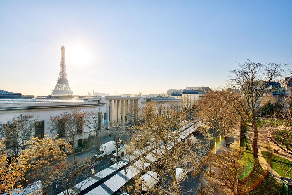 Apartment Paris 16th (Chaillot) (7)