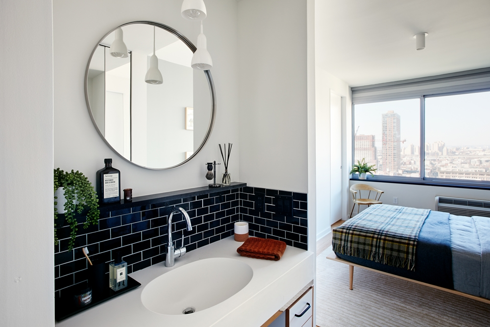 Jersey City Urby - 1 BD Bathroom