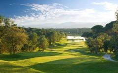 PGA Catalunya Resort #13 Green