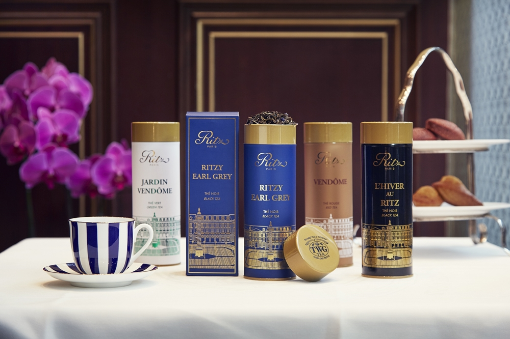 TWG Tea Collection for Ritz Paris