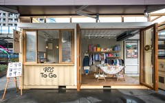 「VCE to-go華山期間限定店」貨櫃屋造型 全新進駐!It's time TO-GO!