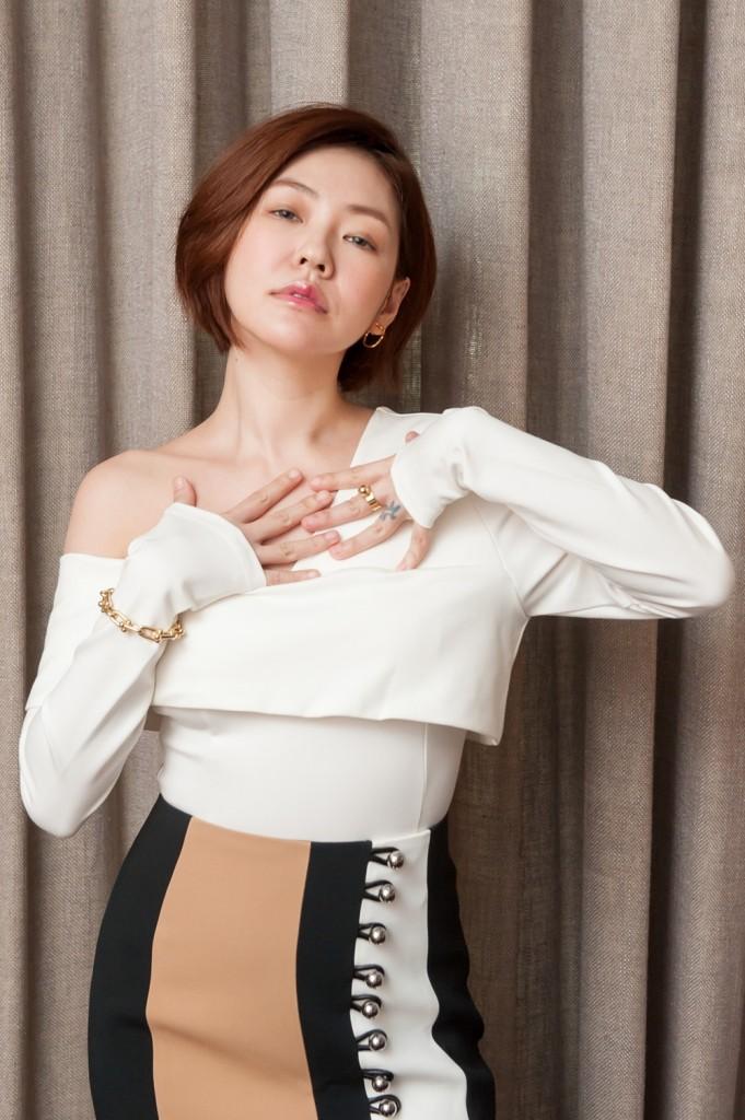 小S 佩戴Tiffany HardWear 2
