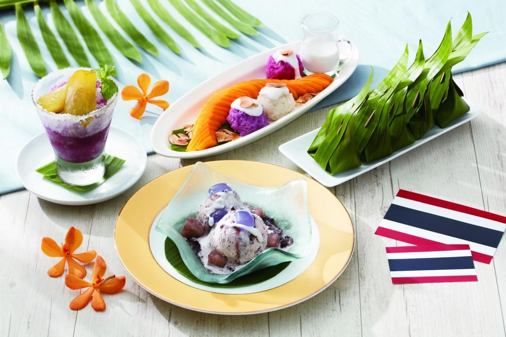 新聞附件(二) 台北喜來登SUKHOTHAI【仲夏泰沁涼】夏日玩味喫冰趣冰品形象照