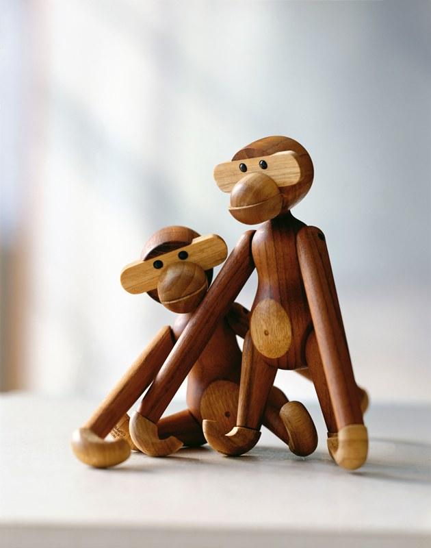 附件三:木頭小猴_Kay Bojesen