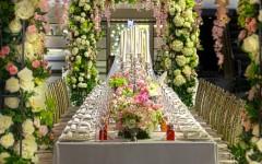 麗晶精品打造唯美婚禮情境