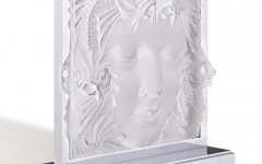 10551800 10551900 10552000 10552100 - Lampe Masque de Femme incolore et chrom_HD