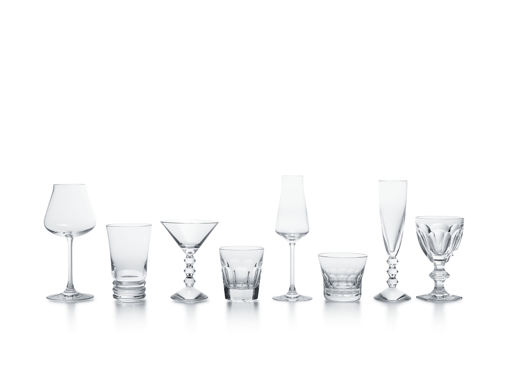 Baccarat Cocktail Party 雞尾酒8入禮盒