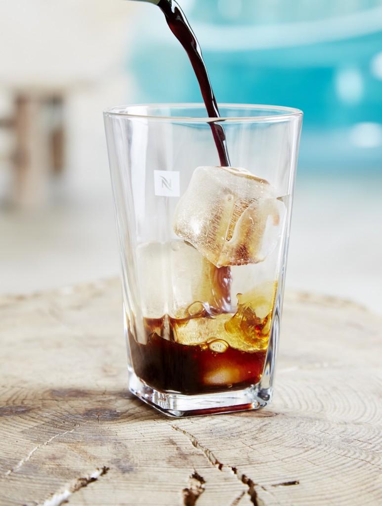 Nespresso夏季限量款冰咖啡 情境圖_1