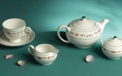 Wedgwood貝拉玫瑰Bella Rose骨瓷茶具 重溫夏日英式生活