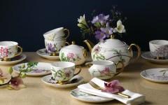 Wedgwood Floral Eden伊登花園21件組售價161萬