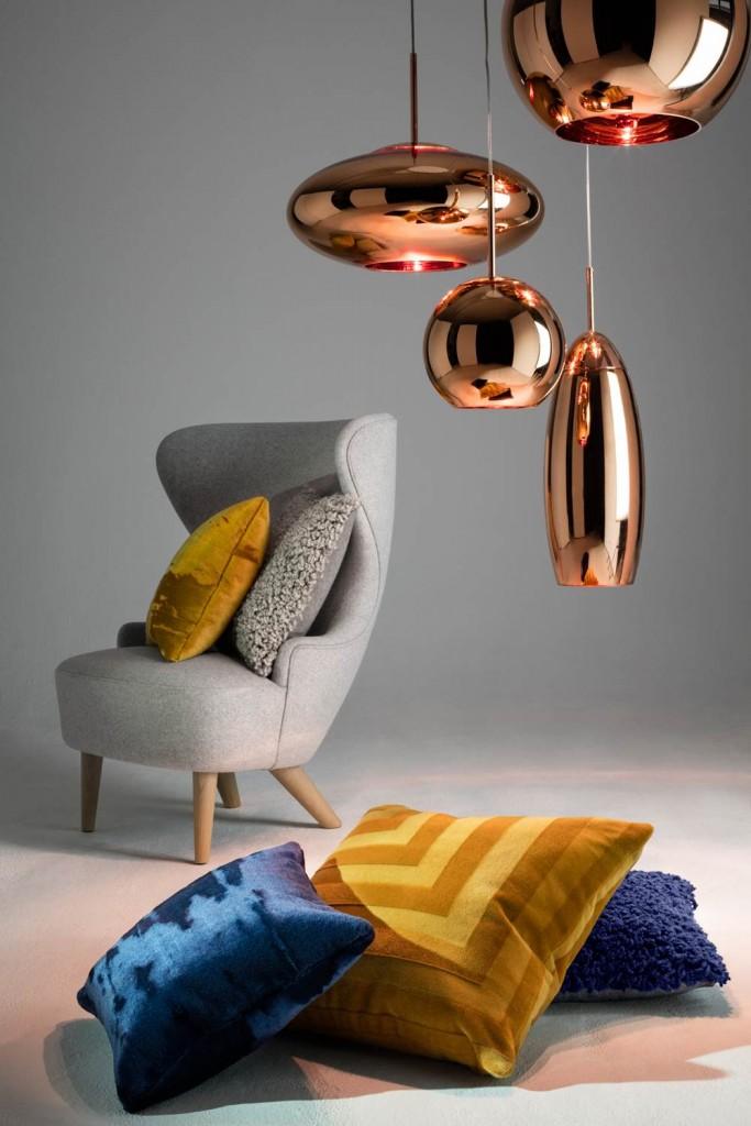 全新的「Super Texture」包含抱枕、披毯、毛毯等,為一向硬派十足的品牌挹注柔美氣息。 (3)