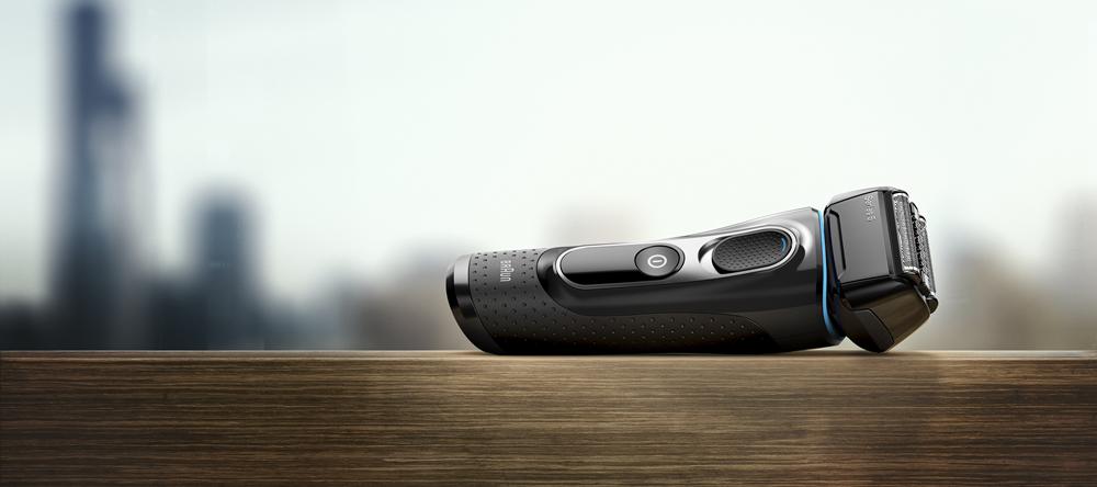 德國百靈父親節推出全新Series 5 電鬍刀,全面升級貼面度與智慧度