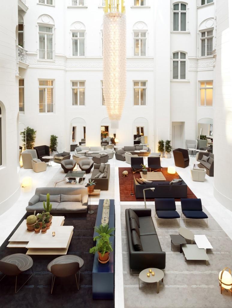 543, Hotel Nobis Norrmalmstorg